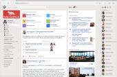 Facebook lança plataforma de comunicação interna para empresas