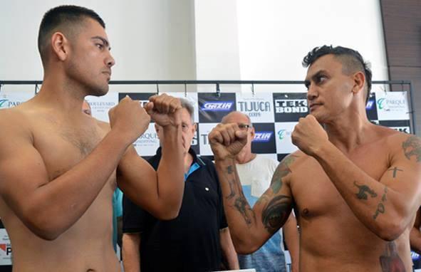 Acelino Popó Freitas faz a última luta da carreira em Belém, neste sábado (11)