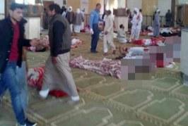 Ataque contra mesquita no Sinai deixa ao menos 155 mortos e 120 feridos