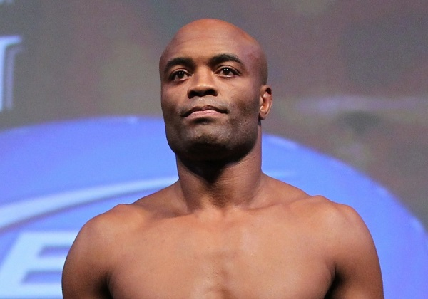 Anderson Silva é pego no antidoping e está suspenso e fora do card do UFC