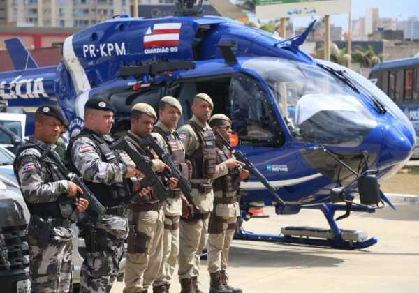 Operação Verão terá reforço de mais de 24 mil plantões policiais