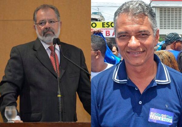 TRE-BA recebe denúncias da PF contra deputado Marcelo Nilo e Dinha, prefeito de Simões Filho