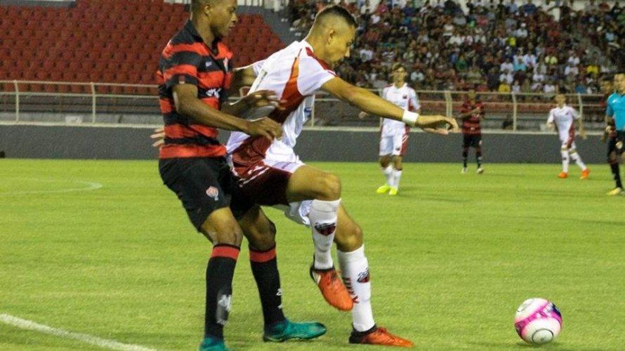 Vitória goleia Ituano e avança para terceira fase da Copa São Paulo de Futebol Júnior
