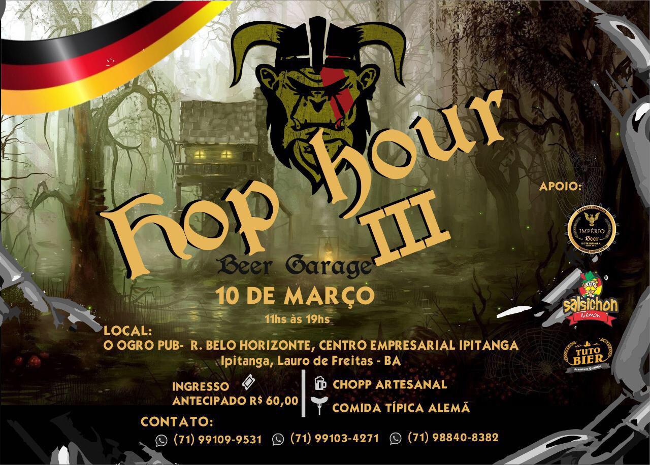 É hoje! O melhor evento cervejeiro de Lauro de Freitas. E aí, vai perder?