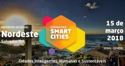 Salvador vai sediar encontro sobre cidades inteligentes em março