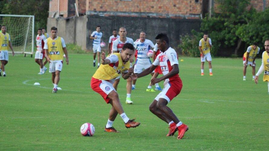 Após folga, Bahia se reapresenta e inicia preparação para o BAVI