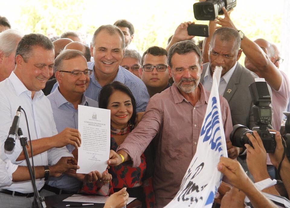 Parceria com Governo do Estado traz mais benefícios para saúde de Lauro de Freitas