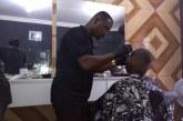 Inaugurada a R&R Barbearia dos gêmeos Rodrigo e Rafael que já é um sucesso de clientes