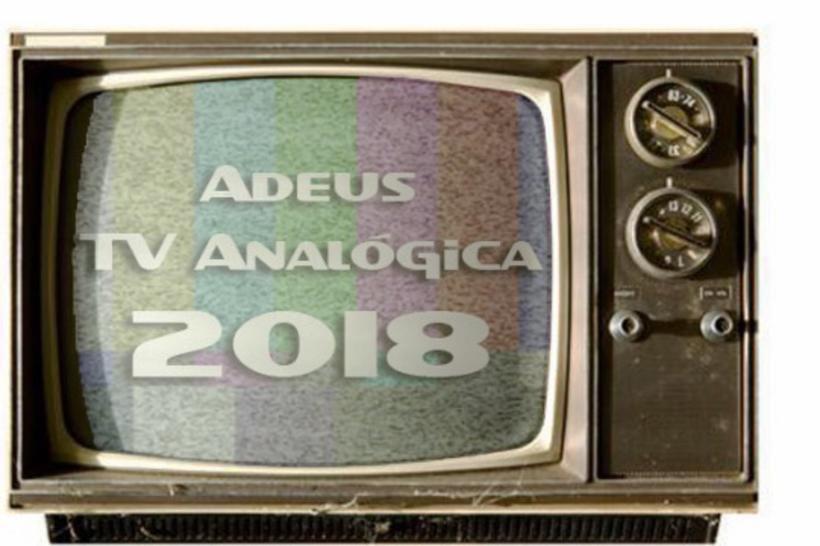 Resultado de imagem para Sinal analógico de TV será desligado hoje em Natal