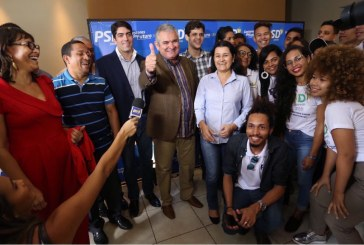Coronel defende formar jovens na política para resgatar a classe e mudar o Brasil