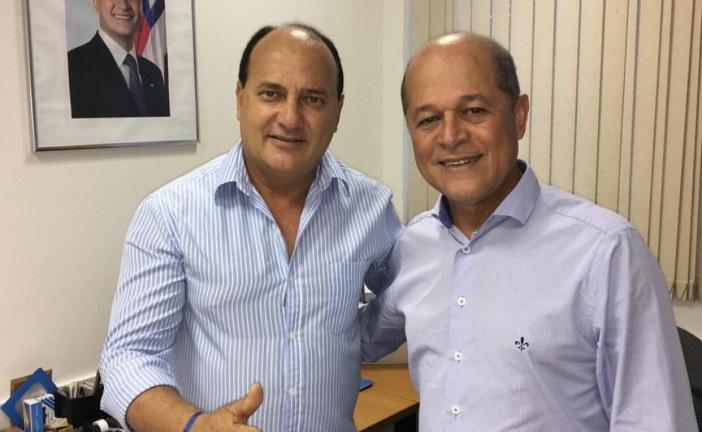 Vereador Valmir Sodré fecha com Joseildo Ramos