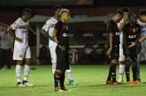 Depois de ser eliminado da Copa do Brasil, Vitória só empata com o Sampaio Corrêa e dá adeus ao Nordestão