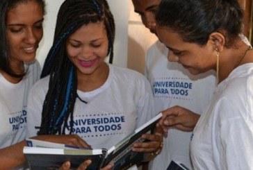 Universidade Para Todos abre 14 mil vagas para curso pré-vestibular gratuito