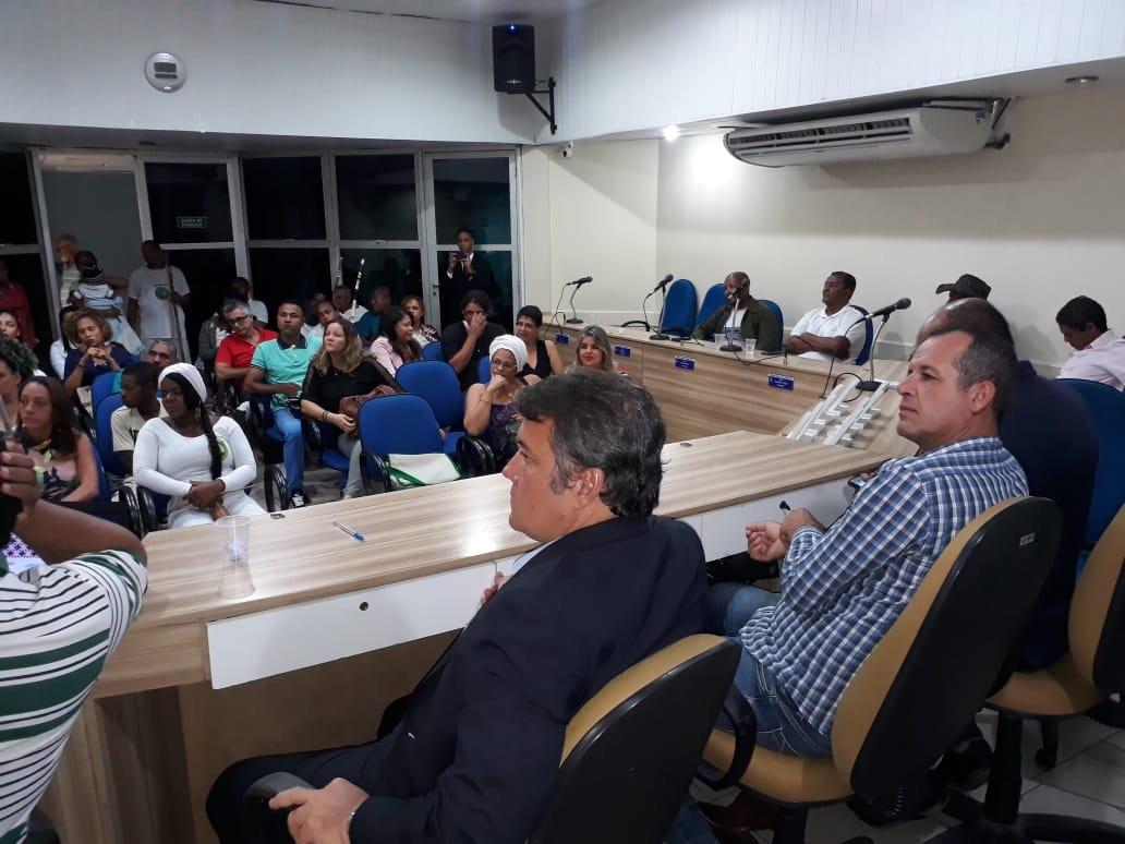Mauro Cardim participa de sessão especial em comemoração ao Dia do Turista
