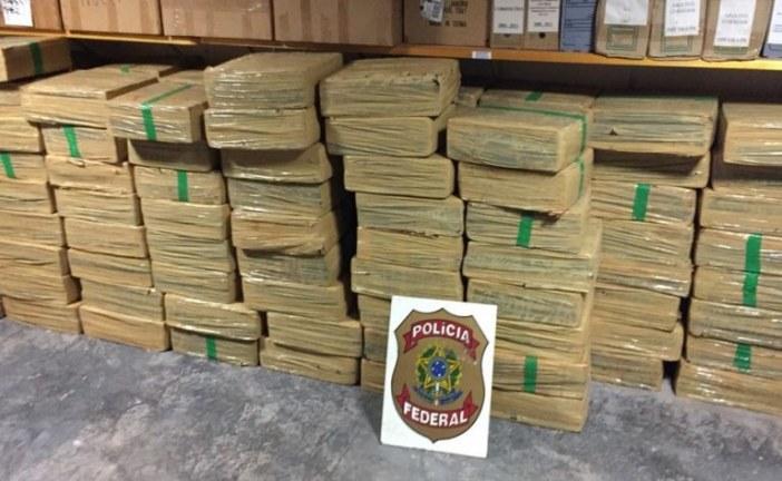 Operação da PF mira tráfico de drogas e lavagem em cinco Estados