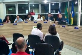 Projeto da LDO 2019 foi debatido em audiência pública na Câmara