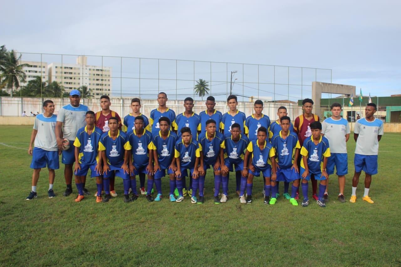 Seleção de Lauro de Freitas arranca empate contra a Jacuipense