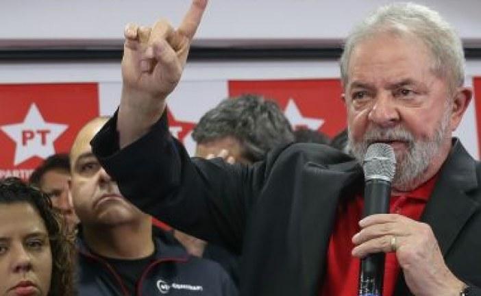 Não querem apenas me manter preso, querem me calar, diz Lula a ex-ministros