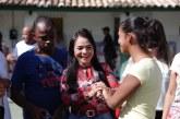 Feira leva saúde e cidadania para população de Vila Nova em Portão