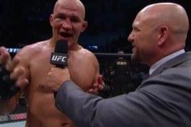 Júnior Cigano volta ao UFC com vitória em evento que teve estreia de novas promessas do Brasil