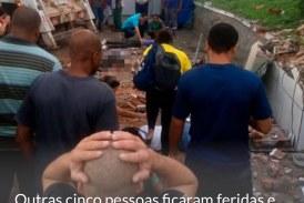Morre uma das seis vítimas atropeladas por caminhão na Aliomar Baleeiro