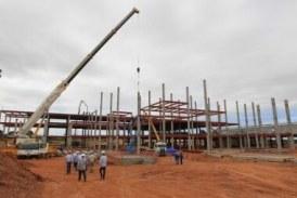 Hospital Metropolitano que fica em Lauro de Freitas será entregue em junho de 2019