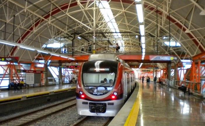 CCR Metrô Bahia otimiza operação e reduz intervalo entre trens