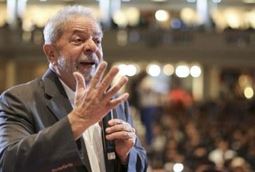 Ala do PT quer antecipar lançamento de Lula para alimentar batalha jurídica