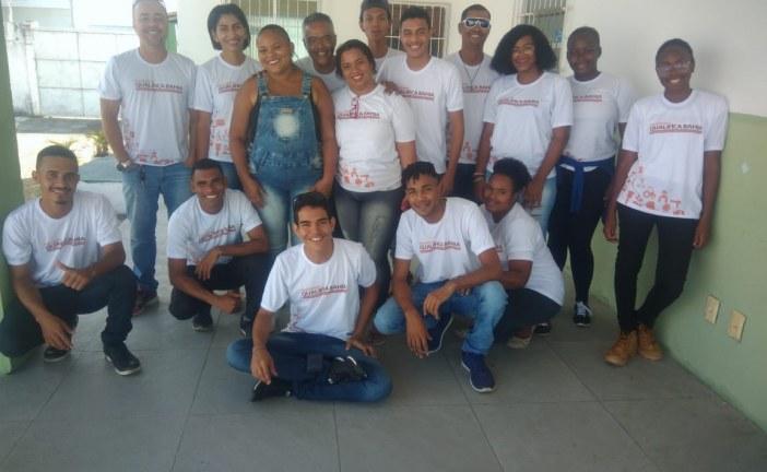 Prefeitura acompanha encerramento de curso de qualificação no Aracuí