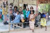Reserva indígena e Quilombo do Quingoma de Lauro de Freitas recebem o projeto Intercambiando Saberes