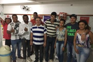 """""""A Região Sul da Bahia precisa de representatividade nos parlamentos"""", afirmou Sérgio Gomes"""