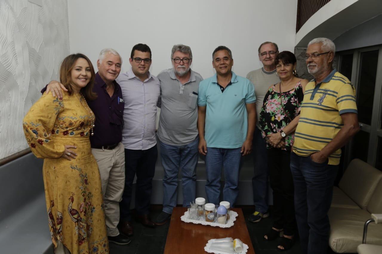 Itabuna: presidente do PSB declara apoio a Alex Lima