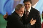 Apoiado por Lula, Haddad cresce e encosta em Bolsonaro, diz pesquisa